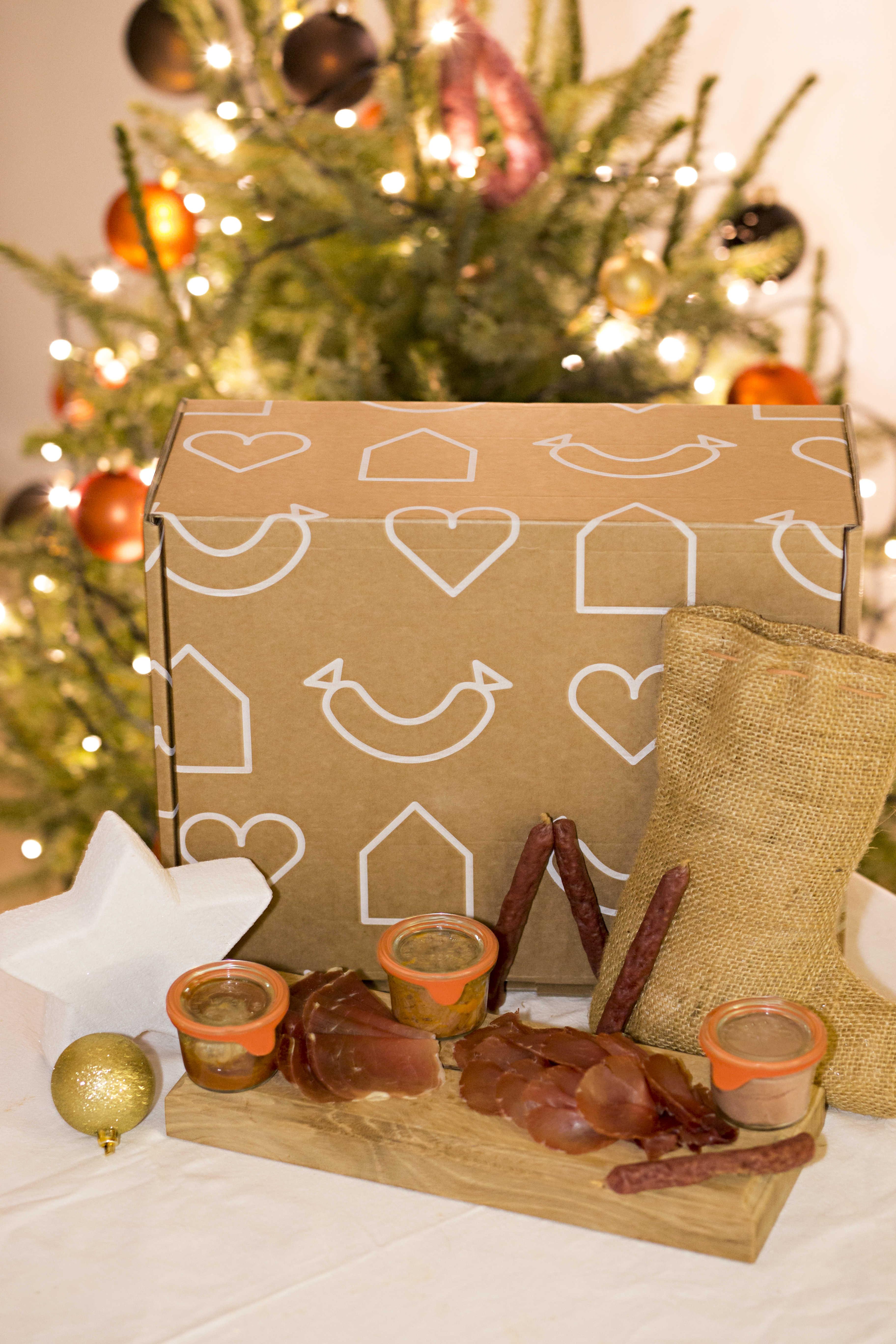Geschenke für Kunden und Geschäftspartner | Wurstgeschwister