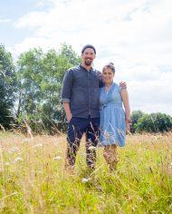 Lina und Hinrich von EinStückLand sind Hersteller bei Wurstgeschwister