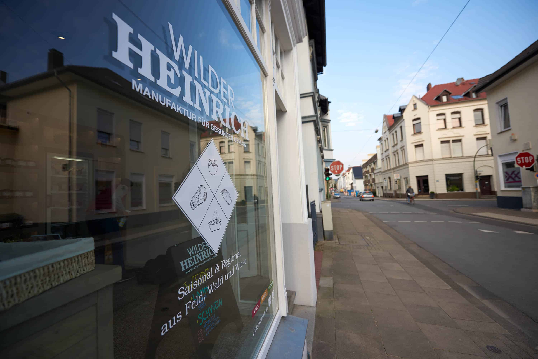 Das Büro von Wilder Heinrich in Bielefeld